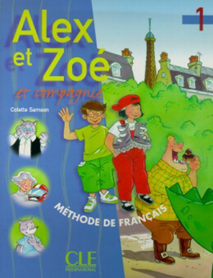 Picture of ALEX ET ZOE ET COMPAGNIE LIVRE DE L´ELEVE 1