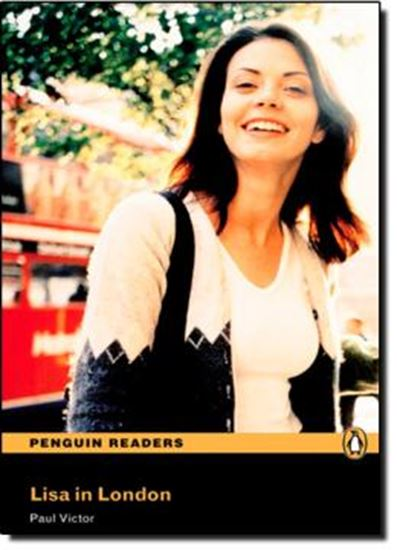 Picture of LISA IN LONDON - PENGUIN READERS LEVEL 1 - BOOK WITH AUDIO CD - 2ND ED