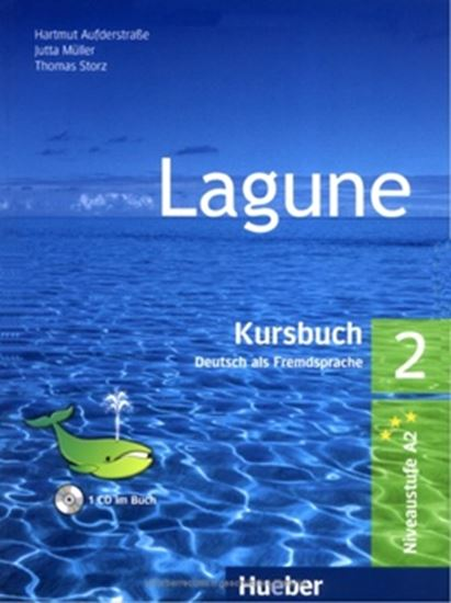 Picture of LAGUNE 2 KURSBUCH MIT AUDIO CD