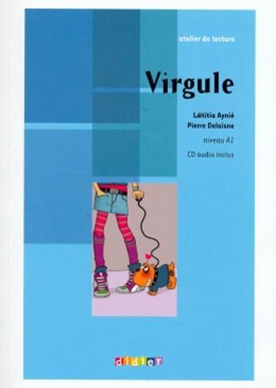 Picture of VIRGULE - NIVEAU A1 - CD AUDIO INCLUS