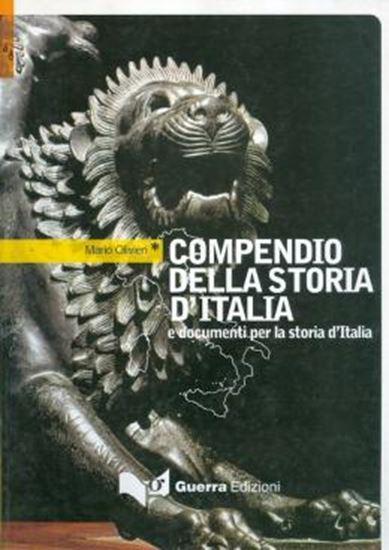 Picture of COMPENDIO DELLA STORIA D´ITALIA E DOCUMENTI PER LA STORIA D´ITALIA
