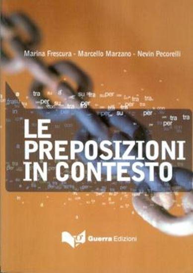 Picture of LE PREPOSIZIONI IN CONTESTO