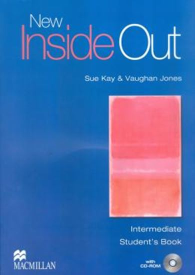 Picture of NEW INSIDE OUT INTERMEDIATE - STUDENT BOOK WITH CD-ROM