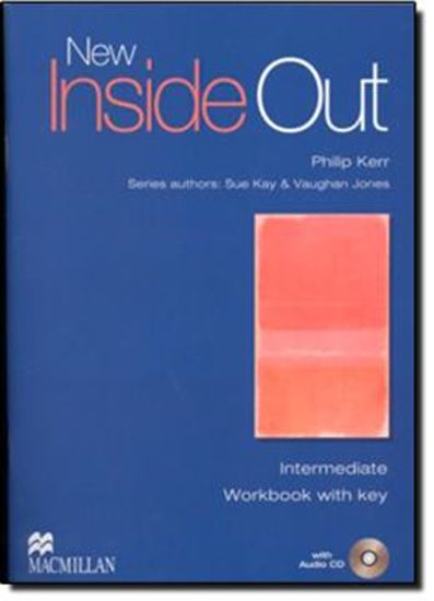 Picture of NEW INSIDE OUT INTERMEDIATE - WORKBOOK WITH KEY WITH AUDIO CD