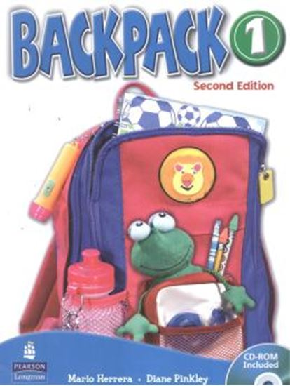 Picture of BACKPACK 1 - STUDENT´S BOOK WITH CD-ROM - SECOND EDITION