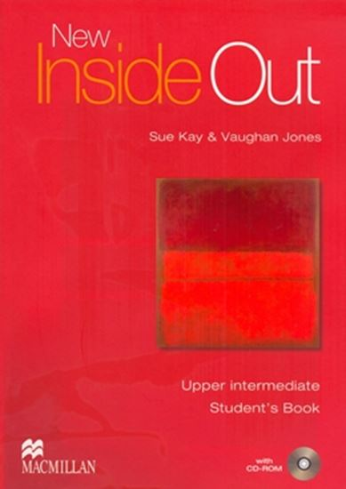 Picture of NEW INSIDE OUT UPPER INTERMEDIATE STUDENT´S BOOK WITH CD-ROM
