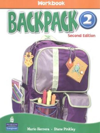 Picture of BACKPACK 2 WORKBOOK WITH AUDIO CD SECOND EDITION