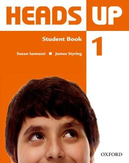 Picture of HEADS UP 1 - STUDENT´S BOOK WITH MULTIROM