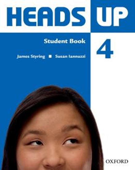Picture of HEADS UP 4 - STUDENT´S BOOK WITH MULTIROM