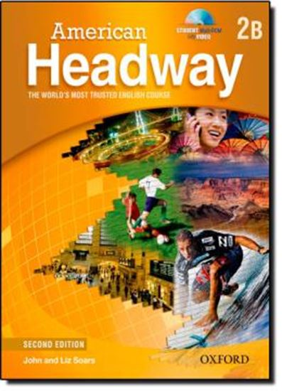 Picture of AMERICAN HEADWAY 2B STUDENT´S BOOK WITH CD - SECOND EDITION