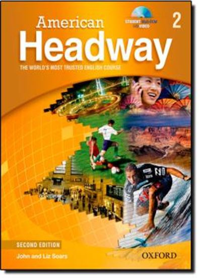 Picture of AMERICAN HEADWAY 2 STUDENT´S BOOK WITH MULTIROM AND VIDEO - SECOND EDITION