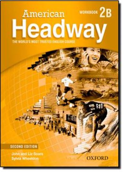 Picture of AMERICAN HEADWAY 2B - WORKBOOK - SECOND EDITION