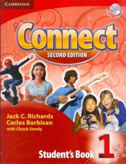 Picture of CONNECT 1  (STUDENT´S BOOK / CD-AUDIO / READER) - INTERNATIONAL - 2ND EDITION
