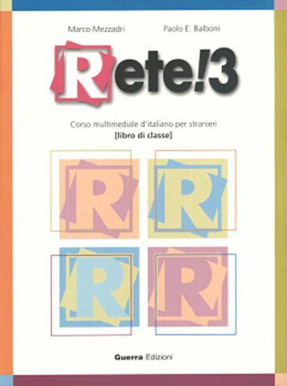 Picture of RETE! LIBRO  CLASSE 3