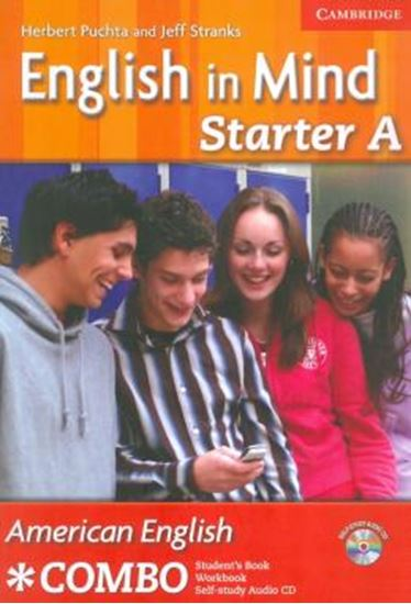 Picture of AMERICAN ENGLISH IN MIND STARTER A COMBO (SB/WB/CD)
