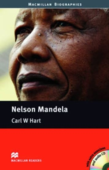 Picture of NELSON MANDELA - AUDIO CD INCLUDED