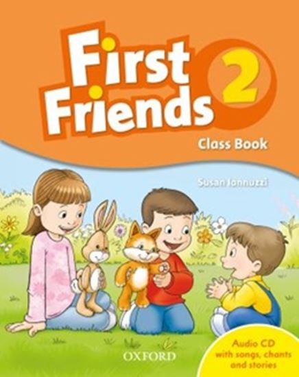 Picture of FIRST FRIENDS 2 - STUDENT´S PACK CD - 1ST EDITION