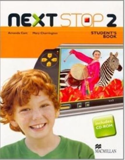 Picture of NEXT STOP 2 - STUDENT´S BOOK WITH CD-ROM