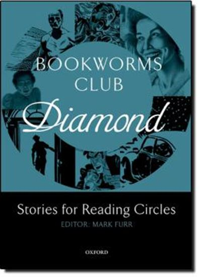 Picture of BOOKWORMS CLUB DIAMOND STORIES FOR READING CIRCLES (STAGES 5 AND 6)