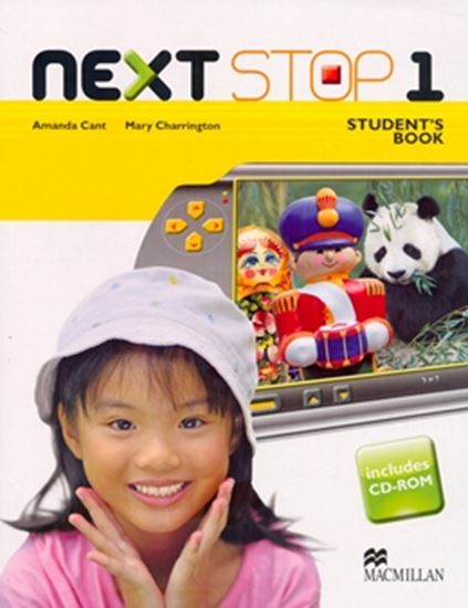 Picture of NEXT STOP 1 - STUDENTS PACK (SB + CD-ROM + WB)