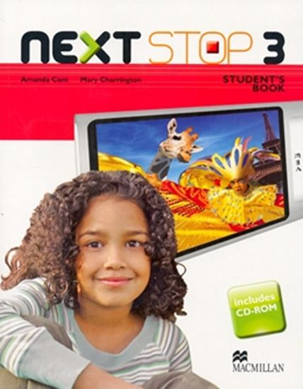 Picture of NEXT STOP - STUDENTS PACK 3 (SB + CDROM + WB)