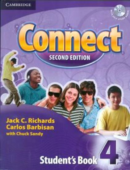 Picture of CONNECT 4 SB (SB/CD/READER) - INTERNATIONAL SECOND EDITION