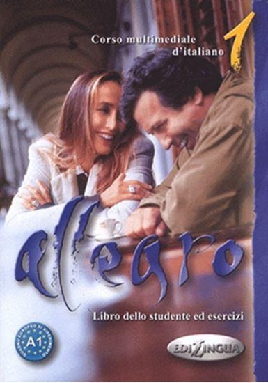 Picture of ALLEGRO 1 - LIBRO DELLO STUDENTE ED ESERCIZI + CD