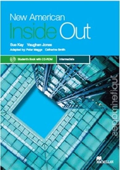 Picture of NEW AMERICAN INSIDE OUT INTERMEDIATE - STUDENT´S BOOK WITH CD-ROM