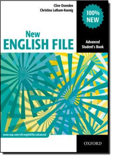 Picture of NEW ENGLISH FILE ADVANCED - STUDENT´S BOOK