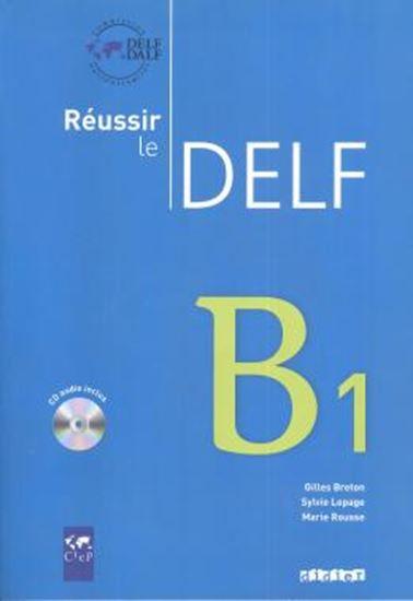 Picture of REUSSIR LE DELF B1 - LIVRE + CD AUDIO
