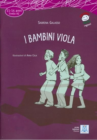 Picture of I BAMBINI VIOLA A2 - LIBRO + CD AUDIO