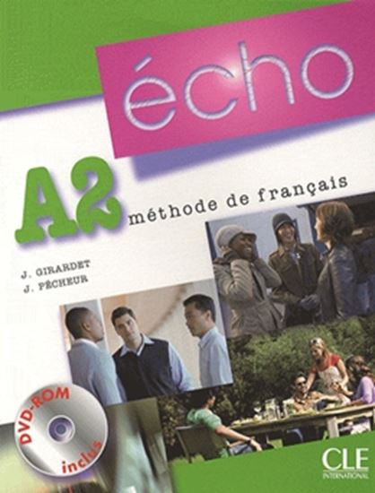 Picture of ECHO A2  ELEVE (NOUVELLE VERSION) - PORTFOLIO+DVD-ROM