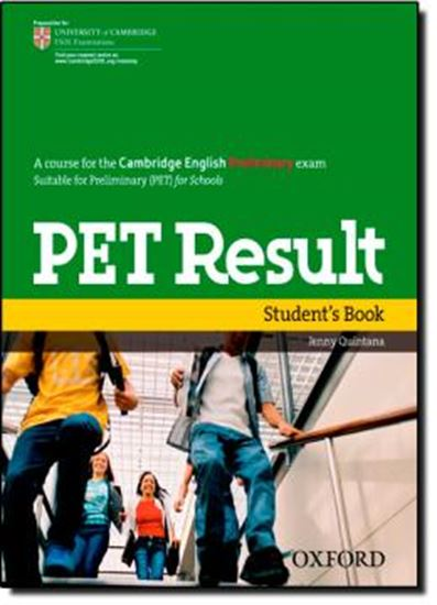 Picture of PET RESULT - STUDENT´S BOOK