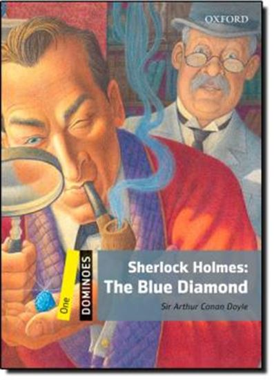 Picture of SHERLOCK HOLMES: THE BLUE DIAMOND (DOM1) 2ND EDITION