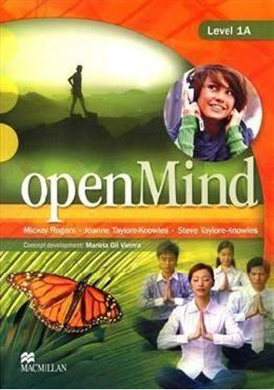 Picture of OPEN MIND 1A SB WITH WEB ACCESS CODE