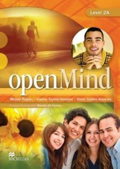 Picture of OPEN MIND 2A STUDENT´S BOOK WITH WEB ACCESS CODE