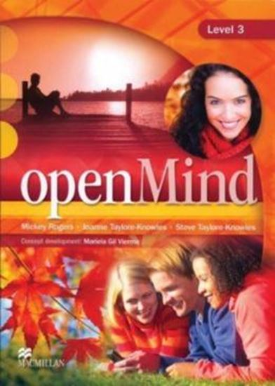 Picture of OPEN MIND 3 STUDENT´S BOOK WITH WEB ACCESS CODE
