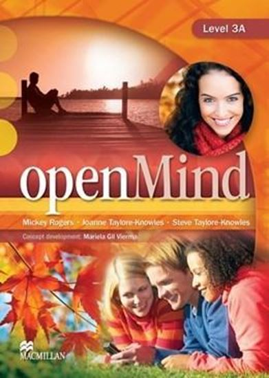 Picture of OPEN MIND 3A STUDENT´S BOOK WITH WEB ACCESS CODE
