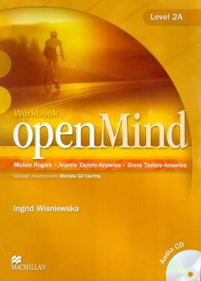 Picture of OPEN MIND 2A WORKBOOK WITH AUDIO CD