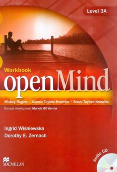 Picture of OPEN MIND 3A WORKBOOK WITH AUDIO CD
