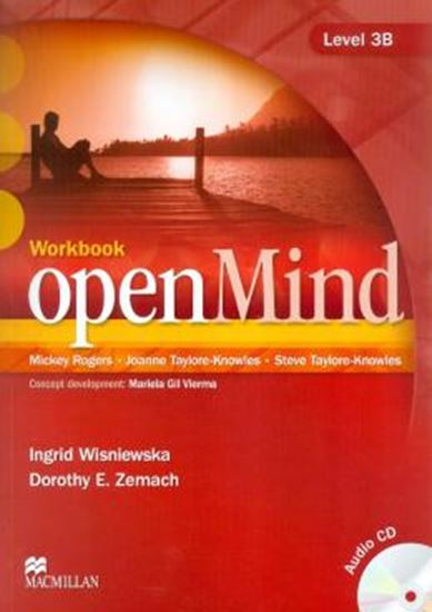 Picture of OPEN MIND 3B WORKBOOK WITH AUDIO CD