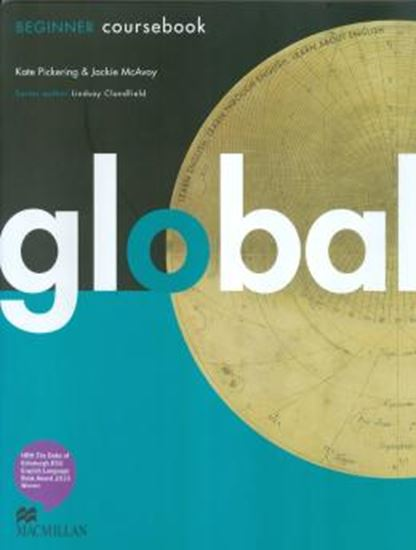 Picture of GLOBAL BEGINNER - STUDENTS BOOK