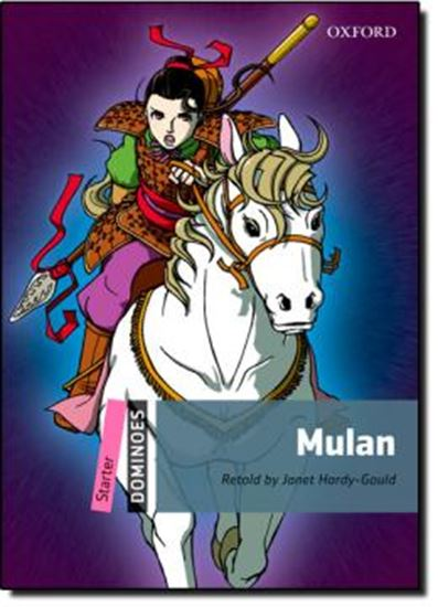 Picture of MULAN WITH CD - 2ND EDITION