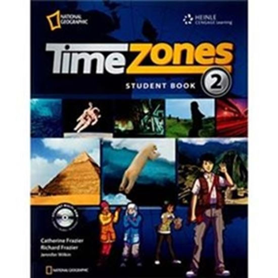 Picture of TIME ZONES 2 - STUDENT´S BOOK