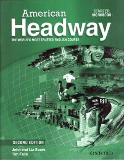 Picture of AMERICAN HEADWAY STARTER WORKBOOK - 2ND ED