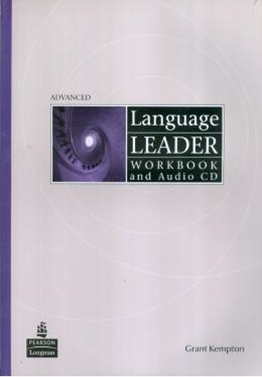 Picture of LANGUAGE LEADER ADVANCED WORKBOOK WITH AUDIO CD  NO KEY