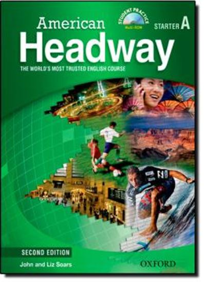 Picture of AMERICAN HEADWAY STARTER A - STUDENT´S BOOK - SECOND EDITION