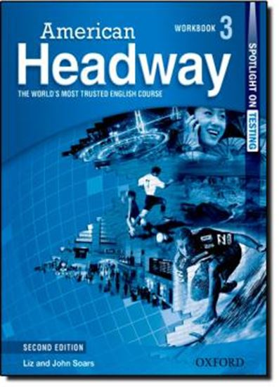 Picture of AMERICAN HEADWAY 3 WORKBOOK - SECOND EDITION