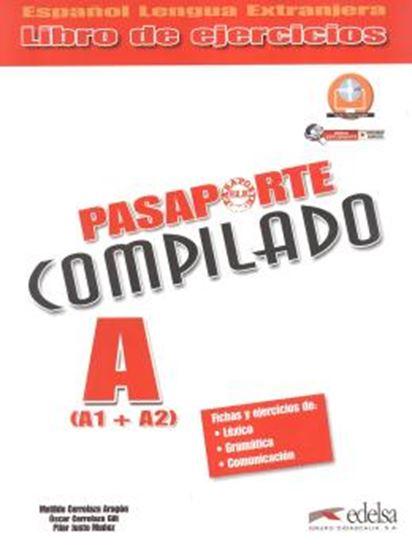 Picture of PASAPORTE COMPILADO A (A1+A2) - LIBRO DE EJERCICIOS
