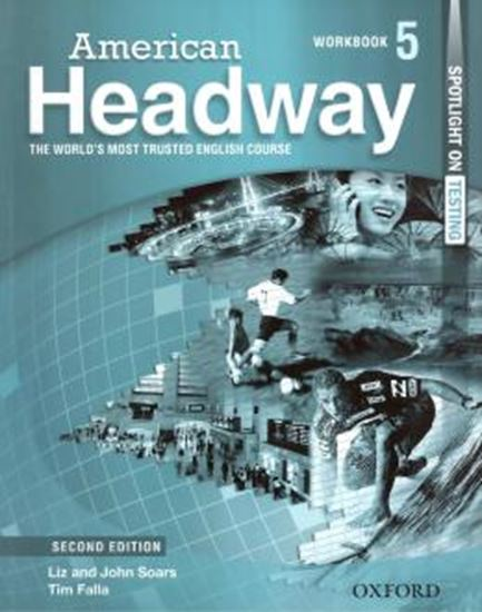 Picture of AMERICAN HEADWAY 5 WORKBOOK - 2ND ED